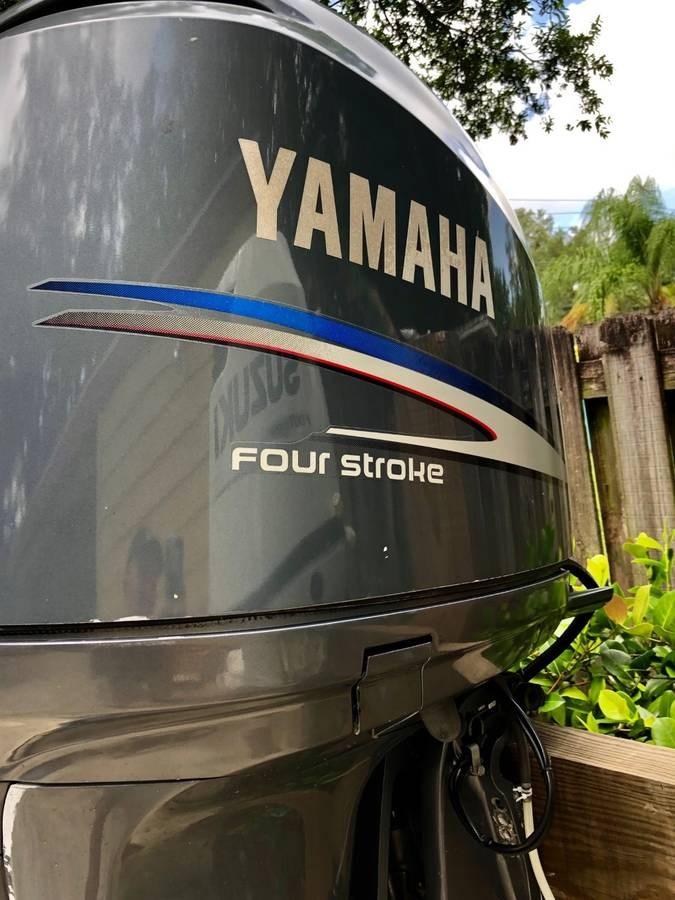 2005 Yamaha F250 Photo 3 of 11