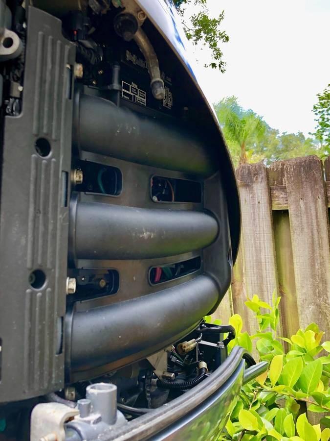 2005 Yamaha F250 Photo 8 of 11