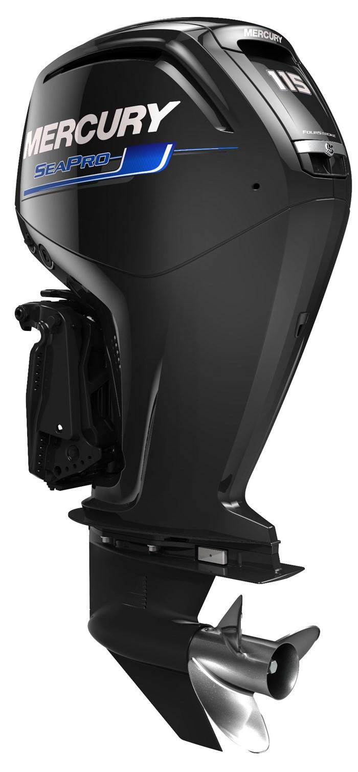 2022 Mercury 115 EXLPT FourStroke SeaPro Commercial Photo 2 sur 6