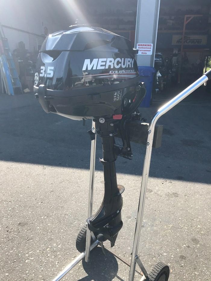 2019 Mercury 3.5MH FOURSTROKE Photo 3 of 5