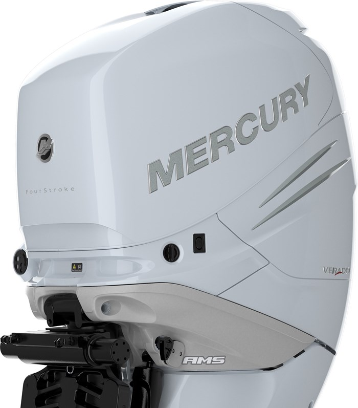 2021 Mercury 350XL Verado 4-Stroke Cold Fusion Photo 4 of 12