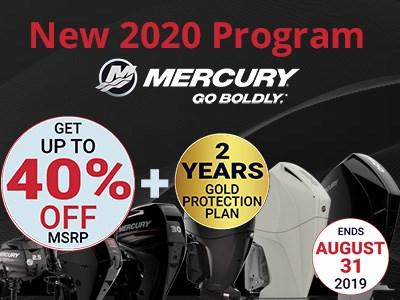 2020 Mercury 350XL Verado 4-Stroke Cold Fusion Photo 2 of 13