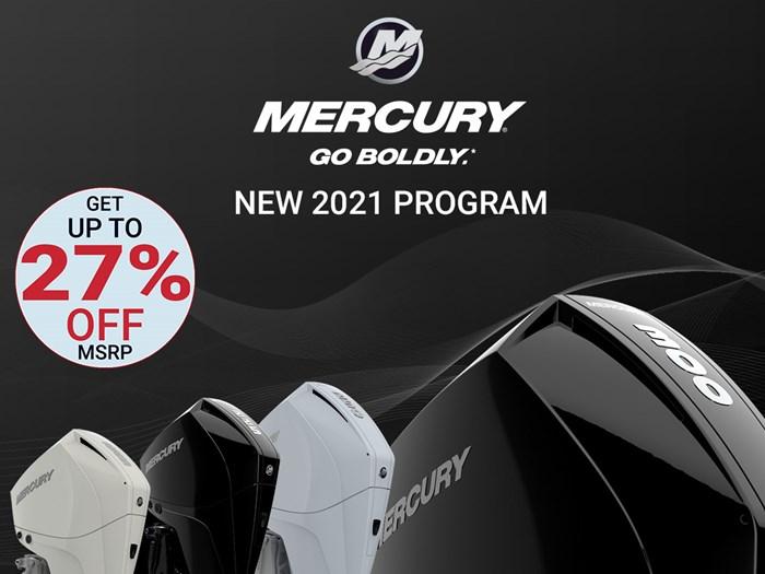 2021 Mercury 225CXXL V-6 4-Stroke DTS Cold Fusion Photo 1 of 17