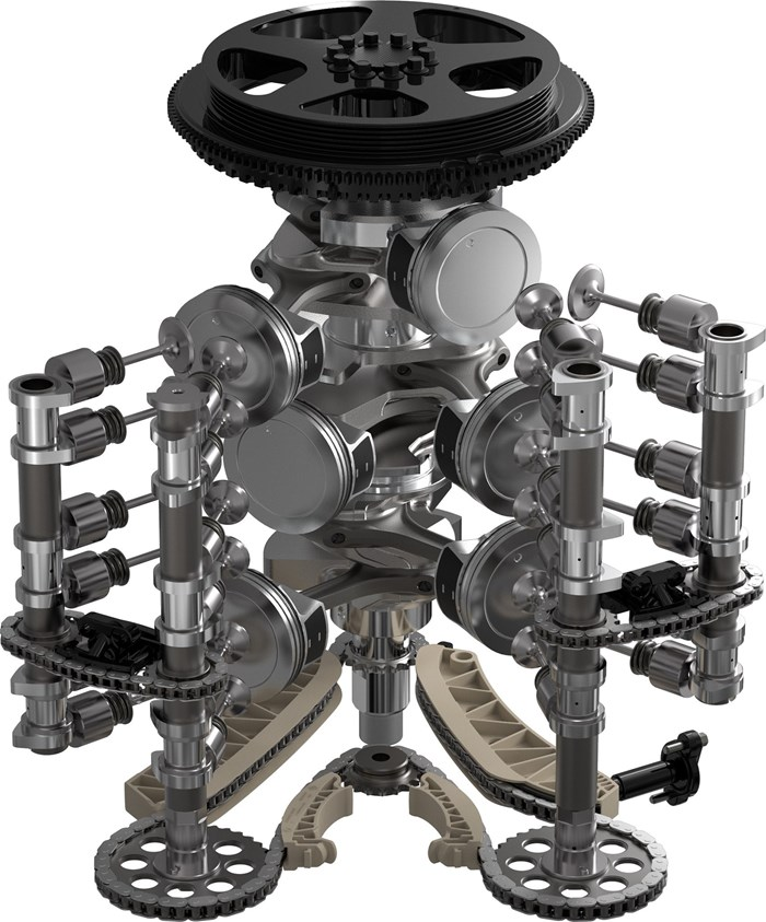2022 Mercury 225CXXL V-6 4-Stroke DTS Cold Fusion Photo 11 of 17