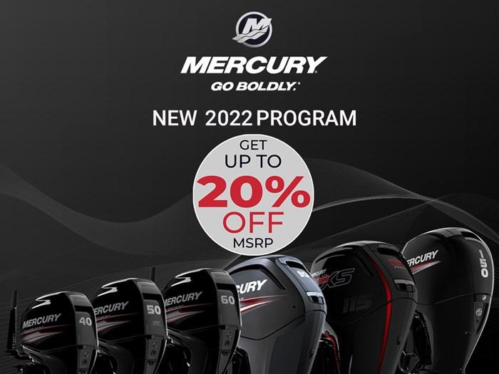 2022 Mercury 150XL FourStroke Photo 1 of 12