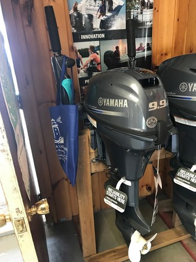 2018 Yamaha F9.9 Photo 2 of 3
