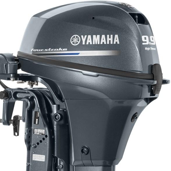 2018 Yamaha F9.9 Photo 1 of 3