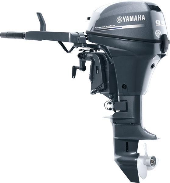 2018 Yamaha F9.9 Photo 3 of 3