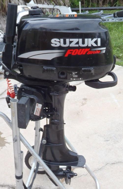 2014 Suzuki DF Photo 1 of 1