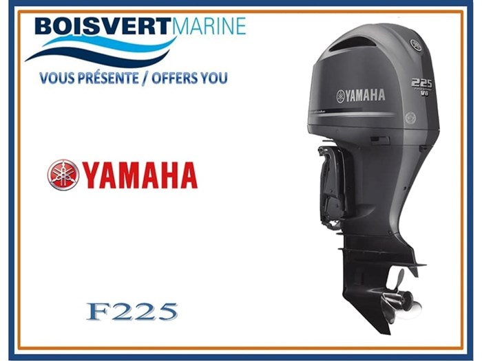 2019 Yamaha F225 Photo 1 of 1