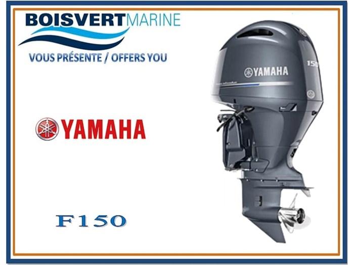 2019 Yamaha F150 Photo 1 of 1