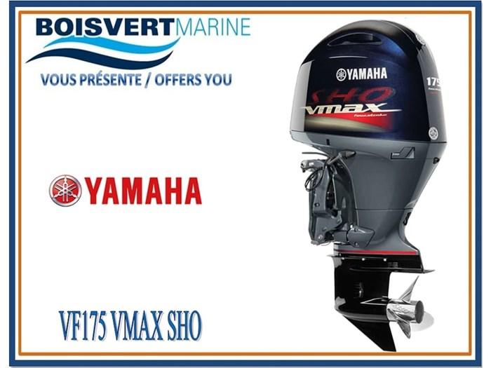2019 Yamaha VF175 VMAX SHO 2019 Photo 1 of 1