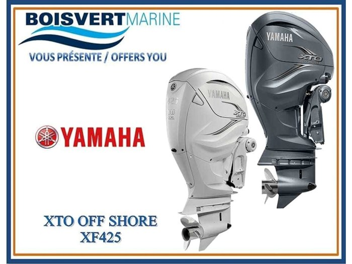 2019 Yamaha XF425 Photo 1 sur 1