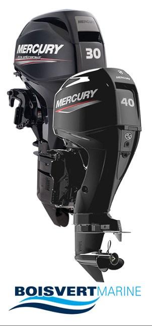 2020 Mercury 30-40 EFI (3 cyl) Photo 1 sur 1