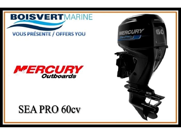 2020 Mercury SEA PRO 60cv Photo 1 sur 2