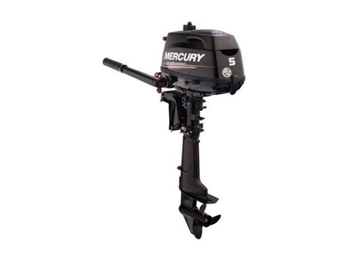 0 Mercury Fourstroke 5 HP Photo 1 sur 1