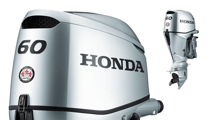 0 Honda BF60 Photo 1 of 1