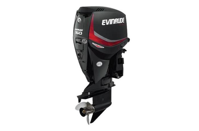 2017 Evinrude Pontoon Series 150 HP E150GNL Photo 1 of 2