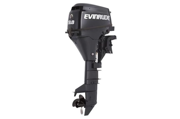 2017 Evinrude Portables 9.8 HP E10RGL4 Photo 1 of 1