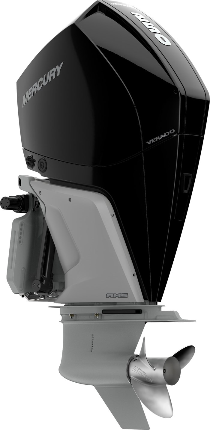 2021 Mercury 250XXL V-8 Verado 4-Stroke Photo 6 of 16