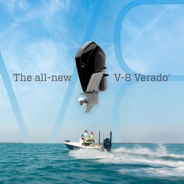 2021 Mercury 250XXL V-8 Verado 4-Stroke Photo 15 of 16
