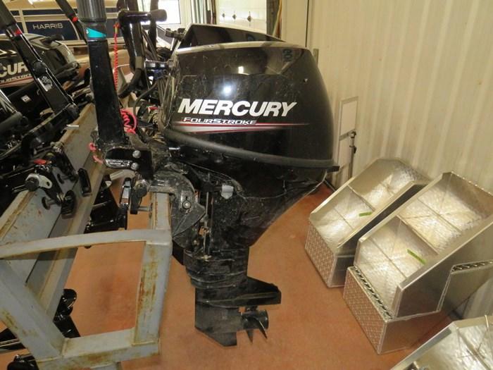 2016 Mercury 9.9MLH Photo 1 of 3