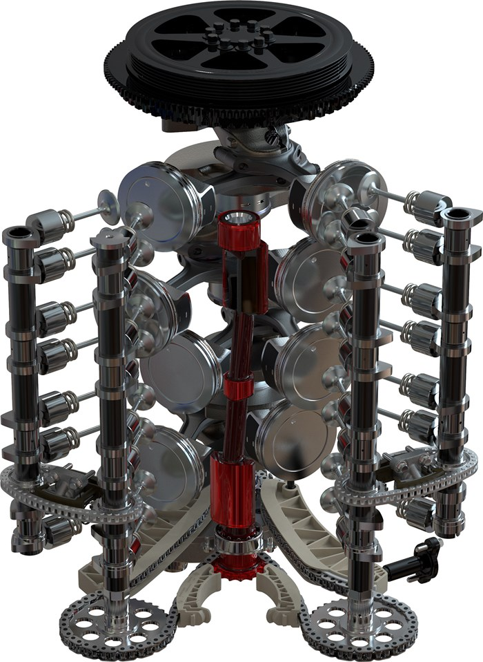 2021 Mercury 250CXL V-8 Verado 4-Stroke Warm Fusion Photo 9 of 13