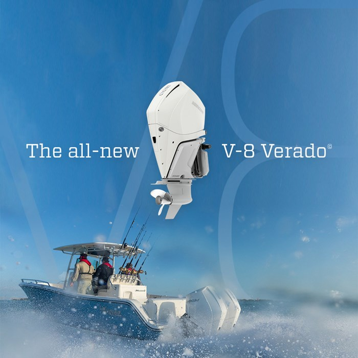 2021 Mercury 250XXL V-8 Verado 4-Stroke Warm Fusion Photo 9 of 13