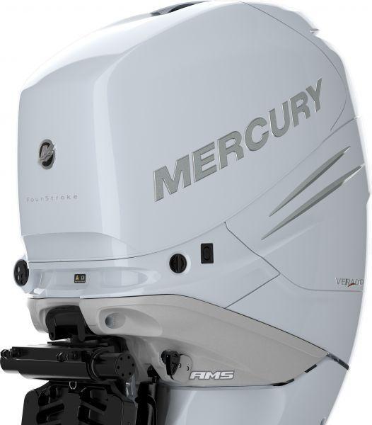 2021 Mercury 350XL Verado 4-Stroke Cold Fusion Photo 7 of 15