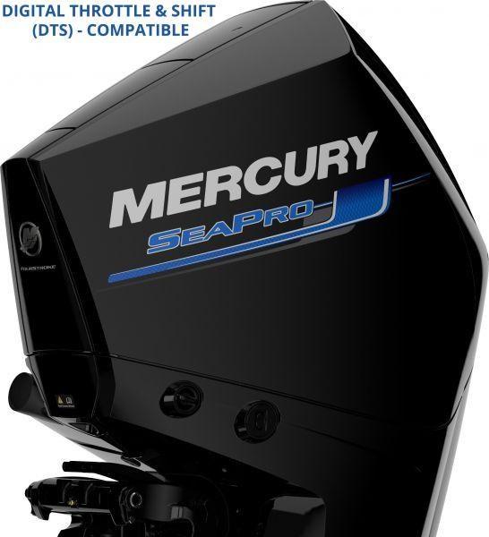 2022 Mercury 225XL V-8 4-Stroke SeaPro DTS Commercial Photo 2 sur 15