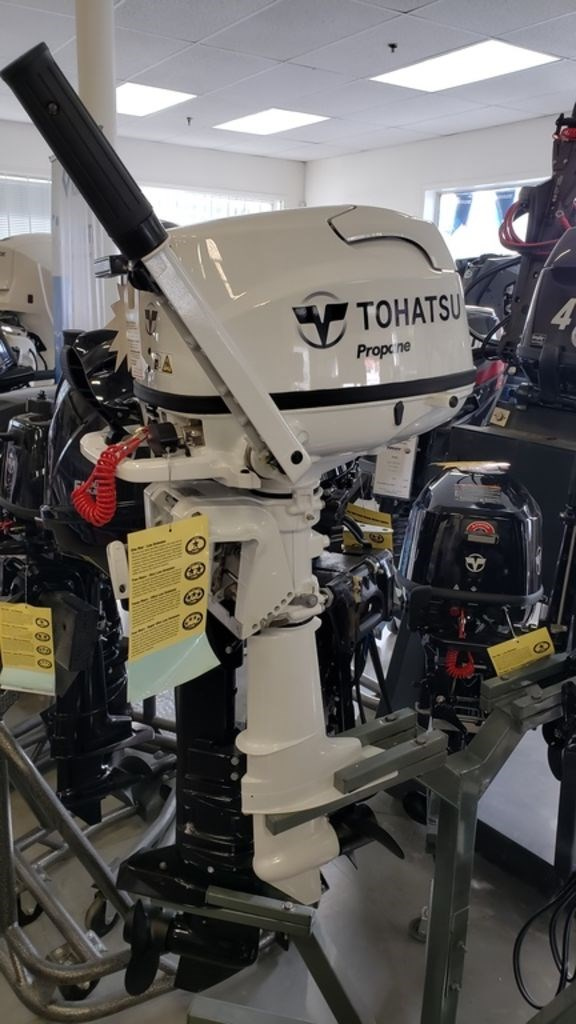 2019 Tohatsu MFS5C-LPG MFS5CLPGS Photo 1 of 2