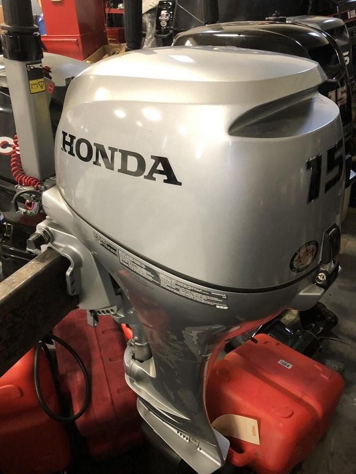 2016 Honda BF15 - 20 in. Photo 1 of 2