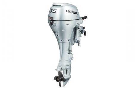 2016 Honda BF15 - 20 in. Photo 2 of 2