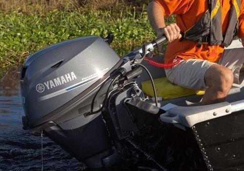 2021 Yamaha F20SMHA Photo 3 of 5