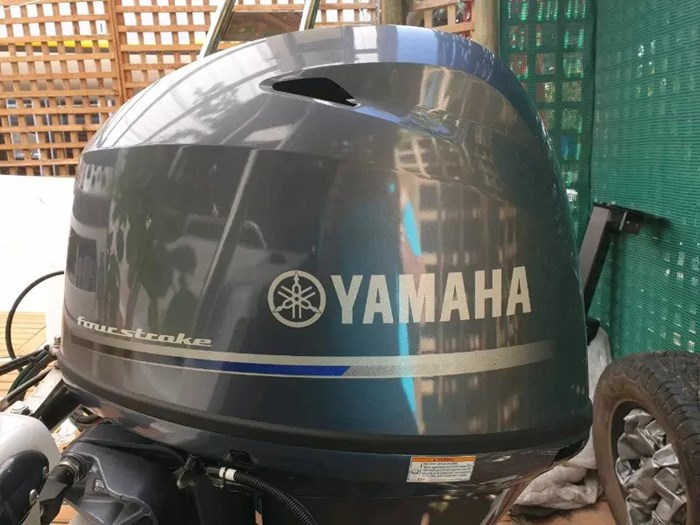 2019 Yamaha F70 AET Photo 4 of 5
