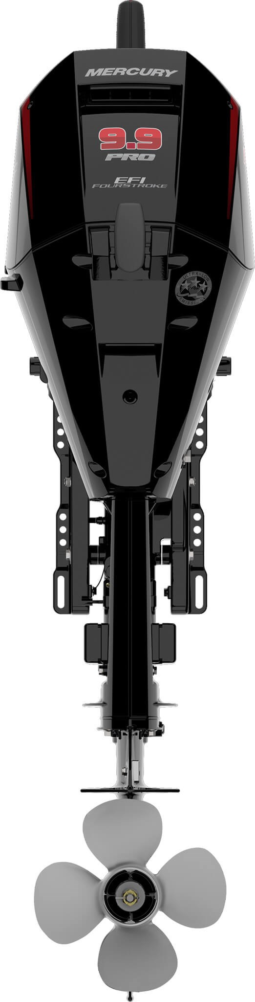 2022 Mercury 9.9ELHPT COMMAND THRUST PROKICKER EFI FOURSTROKE Photo 3 sur 4