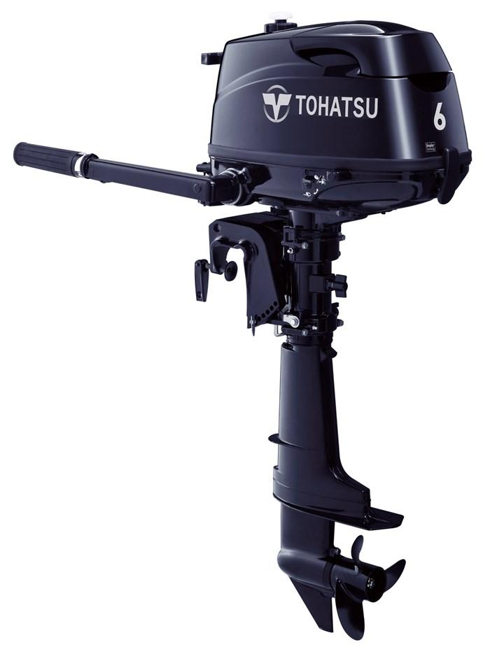 2020 Tohatsu MFS6CS Photo 1 of 1