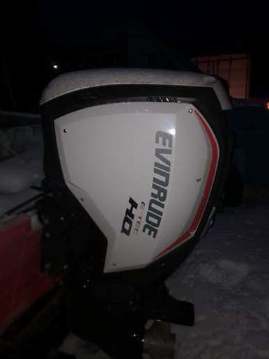 2019 Evinrude C150PLHAB Photo 1 of 3