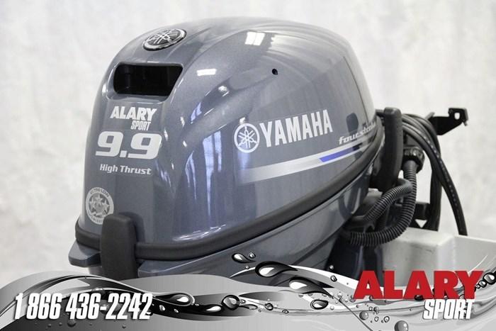 2019 Yamaha Moteur hors-bord YAMAHA 9.9 HP HIGH THRUST Photo 1 of 9