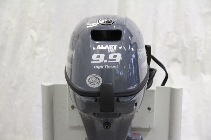 2019 Yamaha Moteur hors-bord YAMAHA 9.9 HP HIGH THRUST Photo 3 of 9