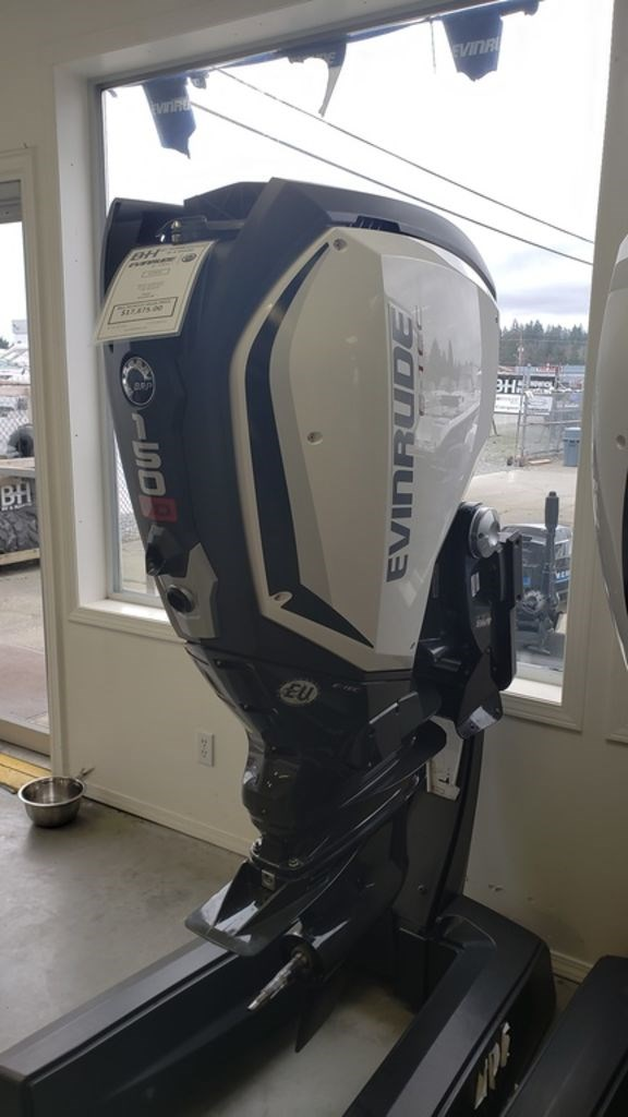 2020 Evinrude C150HGLP Photo 1 sur 2
