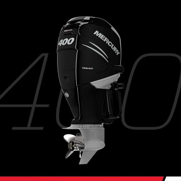 2020 Mercury 400XL VERADO FOURSTROKE Photo 5 of 10