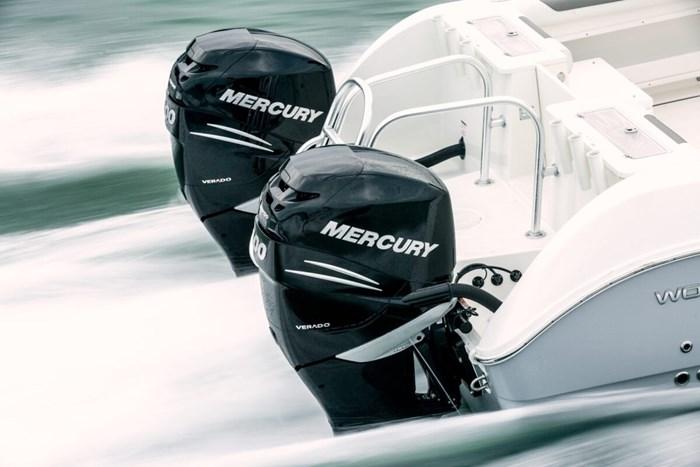2022 Mercury 400XXL VERADO FOURSTROKE Photo 10 sur 11
