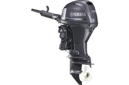 2020 Yamaha F30LA Photo 2 of 2