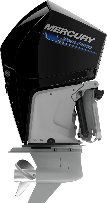 2022 Mercury 300CXXL SEAPRO COMMERCIAL AMS Photo 4 sur 12