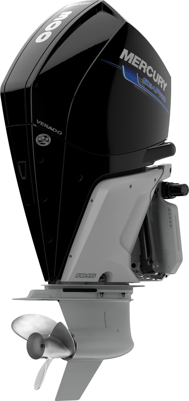 2022 Mercury 300CXXL SEAPRO COMMERCIAL AMS Photo 8 sur 12