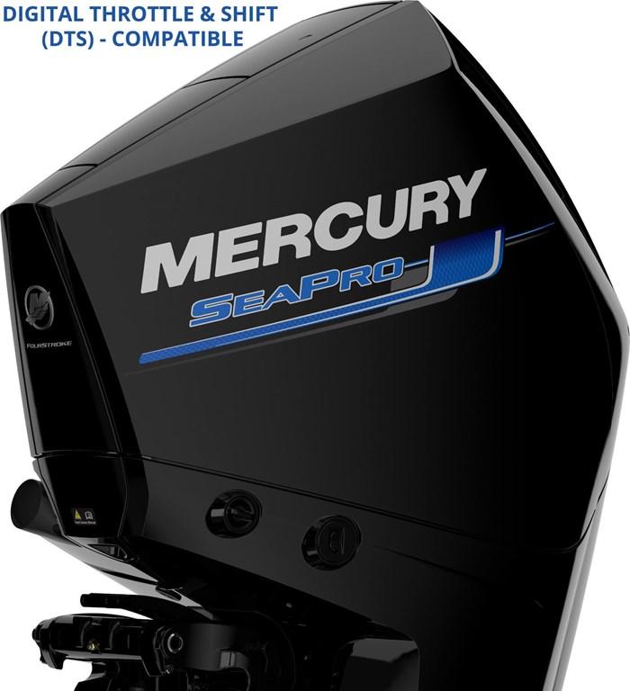 2022 Mercury 300CXL SEAPRO COMMERCIAL DTS CMS Photo 2 sur 13