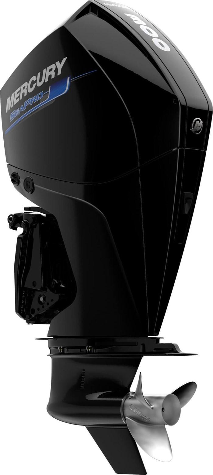 2022 Mercury 300CXL SEAPRO COMMERCIAL DTS CMS Photo 7 sur 13