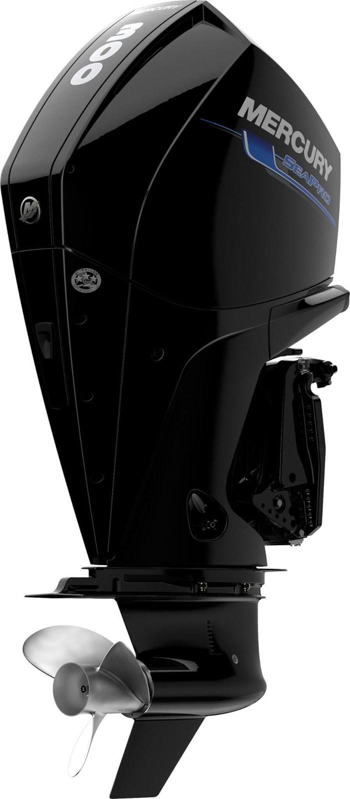 2022 Mercury 300CXL SEAPRO COMMERCIAL DTS CMS Photo 9 sur 13
