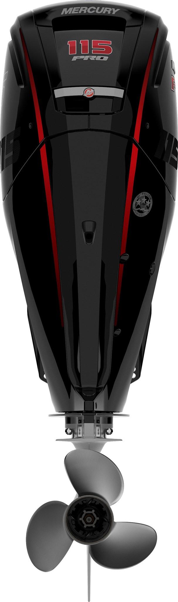 2022 Mercury 115EXLPT Pro XS Command Thrust Photo 4 sur 8